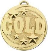 gold medal medallion